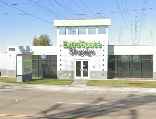 ExtraSpace Storage – Orange